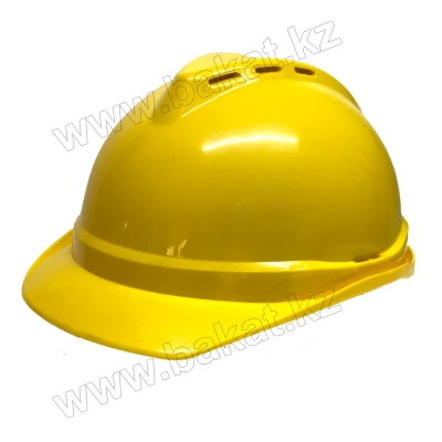Каска ВК желтая