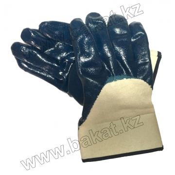 Перчатки с нитриловым покрытием (Хайкрон)